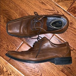 Dockers Brown Dress Shoes